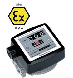 K33 ATEX Mechanische Volumemeter versie A
