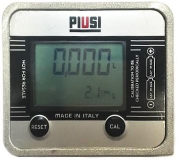 K400 Digitale Windscreen meter