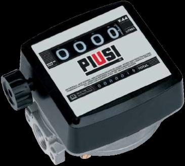 K44 Mechanische meter Diesel Pulse Out Ver. D