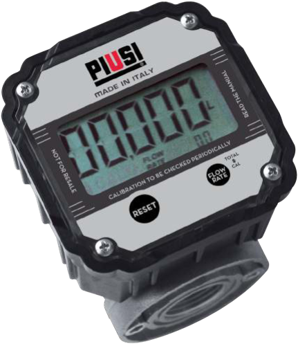 K600 B/3 Digitale vloeistofmeter