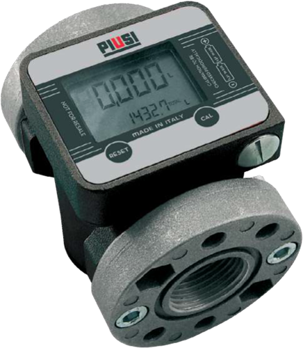 K600/3 Digitale vloeistofmeter