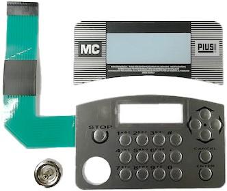 Toetsenbord SelfService MC en MC Box