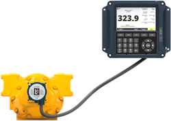 MLx.iQ electronic register panel mount - ATEX version