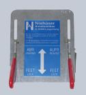 Bedieningseenheid voor pneumatisch haspel N5 serie
