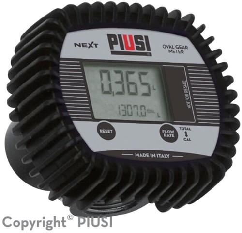 Next/2 Digitale vloeistofmeter