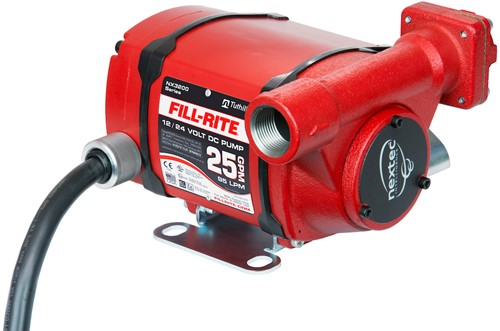 Fill-Rite Nextec Atex  Diesel-en Benzinepomp 12/24V 95 l/min