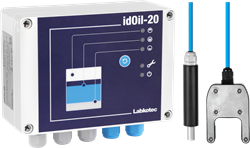 idOil-20 LS high level/sludge Opstuw/sludge alarm OBAS