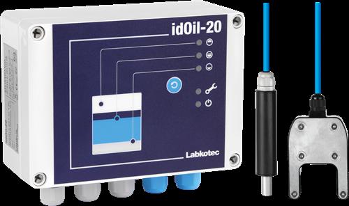 idOil-20 LS high level/sludge Opstuw/sludge alarm OBAS