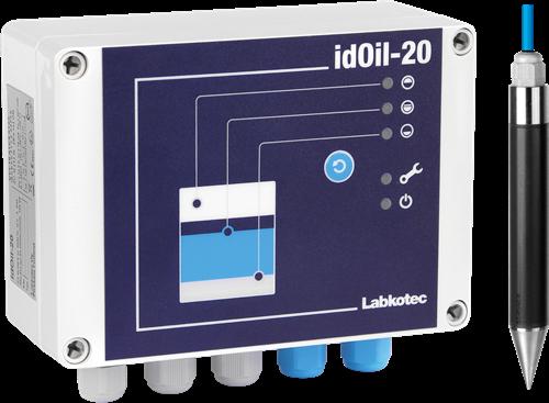 idOil-20 Oil Drijflaagdiktealarm OBAS
