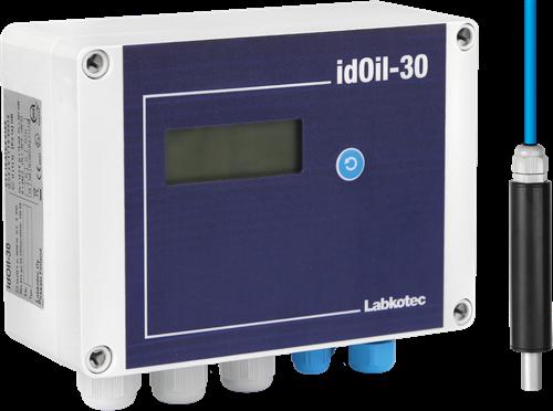 idOil-30 LIQ high level Opstuwalarm OBAS