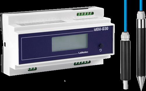 idOil-D30 RAIL LO high level/oil Drijflaagdikte/Opstuwalarm OBAS