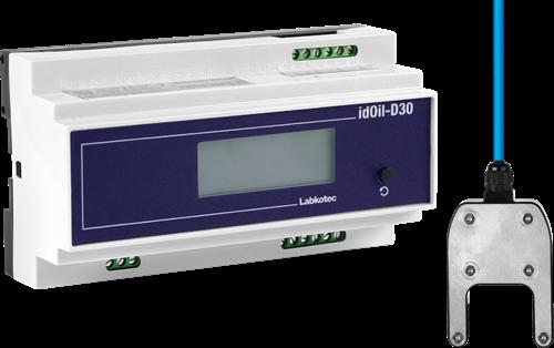 idOil-D30 SLU RAIL Sludgelaagdiktealarm OBAS