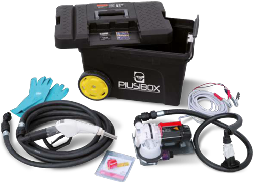 Piusi Box AdBlue®