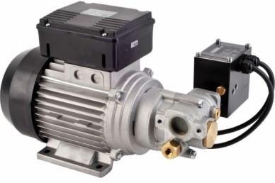 Visco Flowmat 230/3 M Oliepomp met drukschakelaar