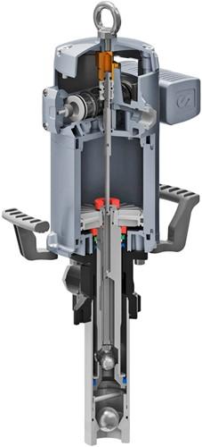 Pumpmaster 45 3:1 Oliepomp-2