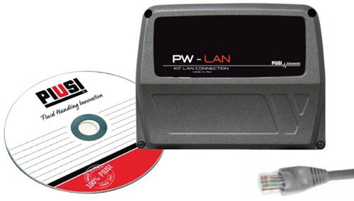 PW LAN Converter