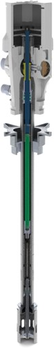 Pumpmaster 3 55:1 Lange Versie Vetpomp-2