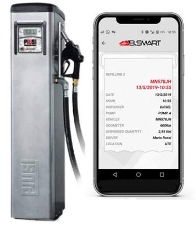 SELF SERVICE 100 230V B.SMART 10 LICENTIES