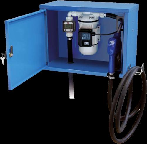Suzzarablue Box AdBlue pompset in omkasting