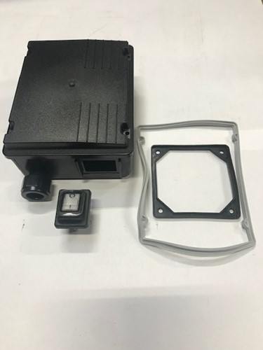 Aansluitkast incl. schakelaar Viscomat 70/90,Gear 230/350 en E120