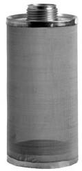 Strainer 40-Mesh Goldenrod - Gaasfilter