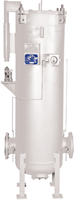 Vertical Filter Vessels Aviation