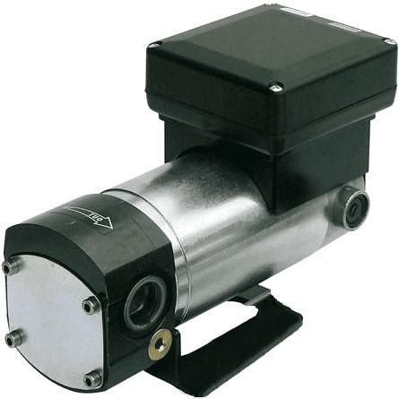 Viscomat DC 120/1 - 12V Oliepomp met drukschakelaar