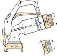 Elaflex ZV 400.1 High-Flow brandstofpistool 450 l/min -2